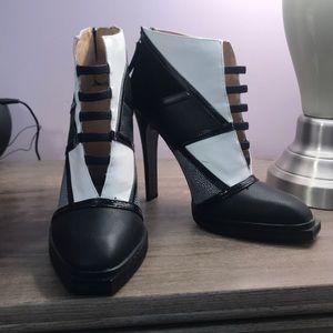GX by Gwen Stefani Size 9 Multicolored Heels
